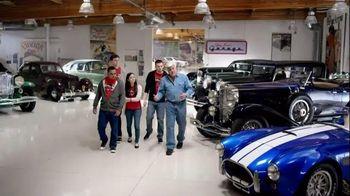 Shell TV Spot, 'Jay's Garage' Featuring Jay Leno