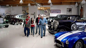 Shell TV Spot, 'Jay's Garage' Featuring Jay Leno - 647 commercial airings