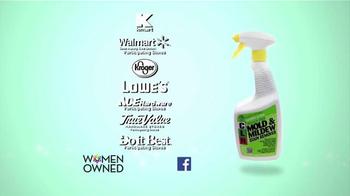 CLR Mold & Mildew Cleaner TV Spot, 'Yuck on Tough' - Thumbnail 10