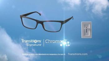 Lentes Transitions Signature TV Spot, 'Se Adapta' [Spanish] - Thumbnail 5