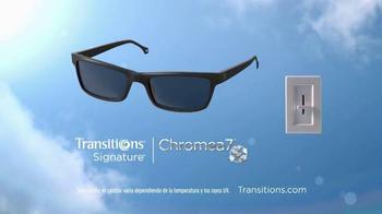 Lentes Transitions Signature TV Spot, 'Se Adapta' [Spanish] - Thumbnail 6