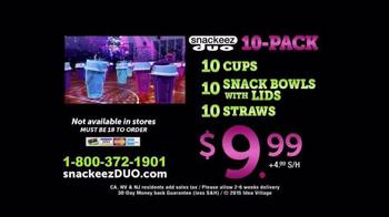 Snackeez Duo TV Spot, 'Party On' - Thumbnail 8