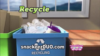 Snackeez Duo TV Spot, 'Party On' - Thumbnail 6