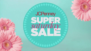 JCPenney Super Saturday Sale TV Spot, 'Shop the Day Away' - Thumbnail 2