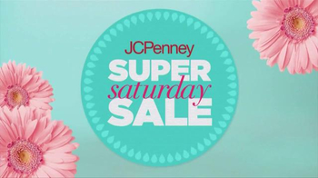 JCPenney Super Saturday Sale TV Spot, 'Shop the Day Away' - Thumbnail 3