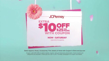JCPenney Super Saturday Sale TV Spot, 'Shop the Day Away' - Thumbnail 4