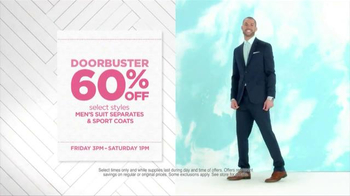 JCPenney Super Saturday Sale TV Spot, 'Shop the Day Away' - Thumbnail 7