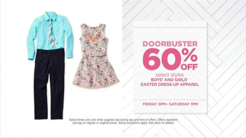 JCPenney Super Saturday Sale TV Spot, 'Shop the Day Away' - Thumbnail 8