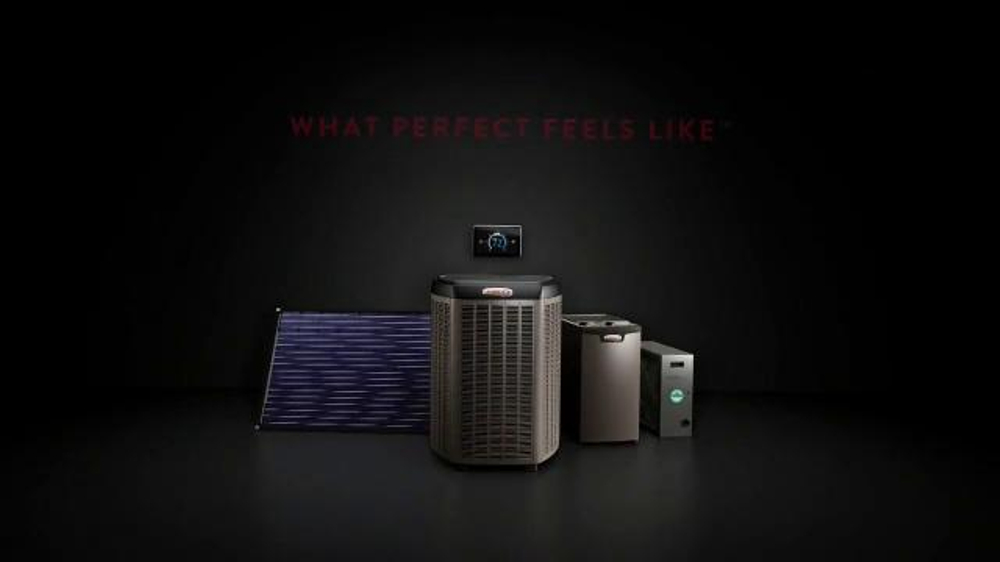 Lennox Industries Tv Commercial What Perfect Sounds Like