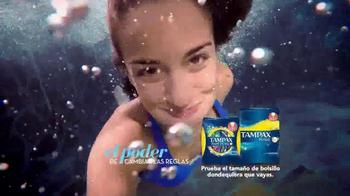 Tampax Pearl TV Spot, 'Tobogán de Agua' [Spanish] - Thumbnail 7
