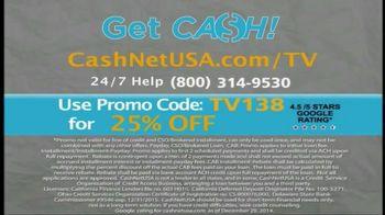 CashNetUSA TV Spot, 'Customer Testimonials' - Thumbnail 6