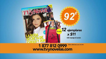 TVyNovelas TV Spot, 'Noticias Exclusivas' [Spanish] - Thumbnail 8