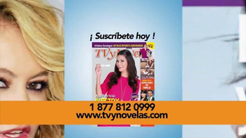 TVyNovelas TV Spot, 'Noticias Exclusivas' [Spanish] - Thumbnail 5