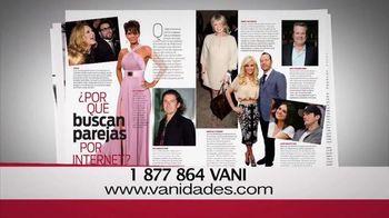Vanidades TV Spot, 'Moda, Noticias y Mucho Más' [Spanish]