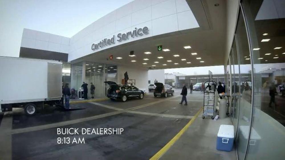 Buick Certified Service TV Commercial Michael Carbonaro Shocks - Buick dealership