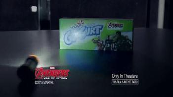 GoGurt TV Spot, 'The Avengers: Age of Ultron' - Thumbnail 9