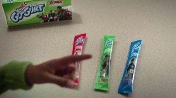 GoGurt TV Spot, 'The Avengers: Age of Ultron' - Thumbnail 2