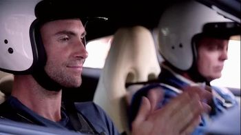 2015 Nissan GT-R TV Spot, 'Adam Levine Sings in the Car' Song by Maroon 5 - 1 commercial airings