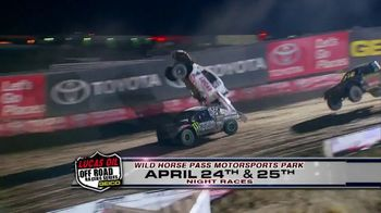 Lucas Oil Off Road Racing Series TV Spot, 'Check It Out' Ft. Jeremy McGrath