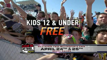 Lucas Oil Off Road Racing Series TV Spot, 'Check It Out' Ft. Jeremy McGrath - Thumbnail 9