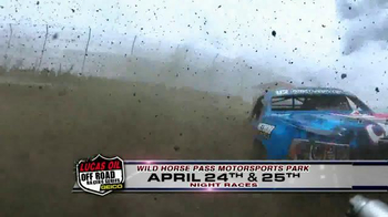 Lucas Oil Off Road Racing Series TV Spot, 'Check It Out' Ft. Jeremy McGrath - Thumbnail 3