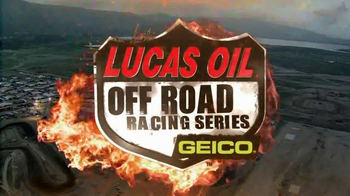 Lucas Oil Off Road Racing Series TV Spot, 'Check It Out' Ft. Jeremy McGrath - Thumbnail 4