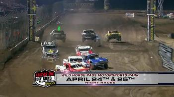 Lucas Oil Off Road Racing Series TV Spot, 'Check It Out' Ft. Jeremy McGrath - Thumbnail 6