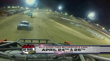 Lucas Oil Off Road Racing Series TV Spot, 'Check It Out' Ft. Jeremy McGrath - Thumbnail 7