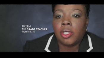 National Education Association TV Spot, 'From Educators to Congress' - Thumbnail 1