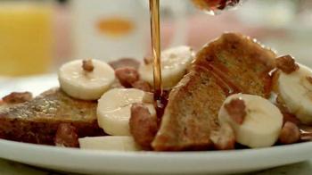 Denny's Banana Bread French Toast Slam TV Spot, 'Perfect Match' - Thumbnail 3
