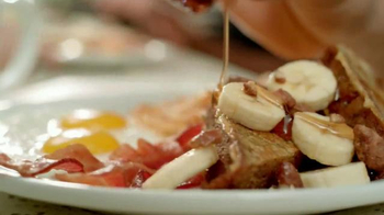 Denny's Banana Bread French Toast Slam TV Spot, 'Perfect Match'