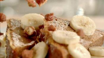 Denny's Banana Bread French Toast Slam TV Spot, 'Perfect Match' - Thumbnail 7