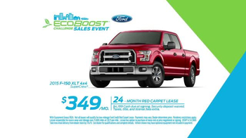 Ford Ecoboost Challenge Sales Event TV Spot, 'F-150 Power' - Thumbnail 5