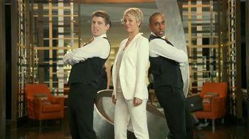 Priceline.com TV Spot, 'Trust Me' Ft. William Shatner, Kaley Cuoco