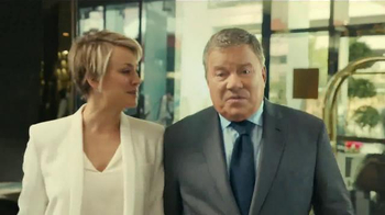 Priceline.com TV Spot, 'Trust Me' Ft. William Shatner, Kaley Cuoco - Thumbnail 2