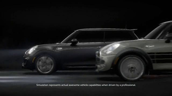 MINI USA MINI For You April Sales Event TV Spot, 'No Boring MINI' - Thumbnail 1