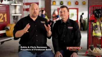 Firehouse Subs Turkey Bacon Ranch TV Spot, 'Teamwork' - Thumbnail 1