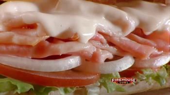 Firehouse Subs Turkey Bacon Ranch TV Spot, 'Teamwork' - Thumbnail 6