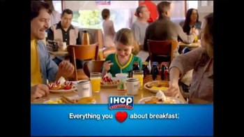 IHOP Brioche French Toast TV Spot, 'So Good' - Thumbnail 8