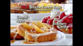 IHOP Brioche French Toast TV Spot, 'So Good' - Thumbnail 6