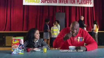 Fruity Pebbles TV Spot, 'Pebbles Superfan Invention Playoffs' - Thumbnail 4