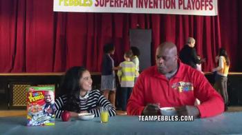Fruity Pebbles TV Spot, 'Pebbles Superfan Invention Playoffs' - Thumbnail 5