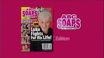 CBS Soaps in Depth TV Spot, 'Shocker' - Thumbnail 3