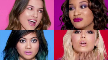 CoverGirl TV Spot, 'Pitch Perfect Makeup Looks'