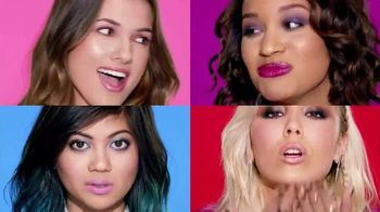 CoverGirl TV Spot, 'Pitch Perfect Makeup Looks' - 664 commercial airings