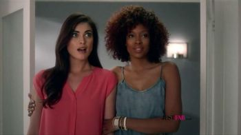 JustFab.com Buy One Get One Free TV Spot, 'Get Through it With Just Fab'