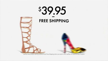 JustFab.com Buy One Get One Free TV Spot, 'Get Through it With Just Fab' - Thumbnail 10