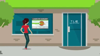 TLC Vision Laser Eye Surgery TV Spot, 'No Clue' - Thumbnail 1