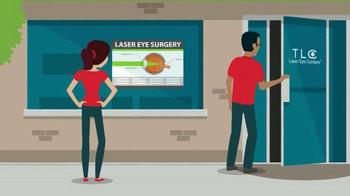 TLC Vision Laser Eye Surgery TV Spot, 'No Clue' - Thumbnail 2