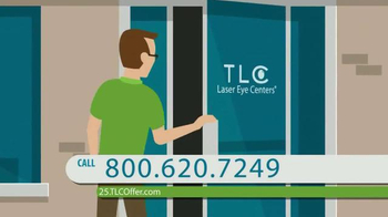 TLC Vision Laser Eye Surgery TV Spot, 'No Clue' - Thumbnail 4